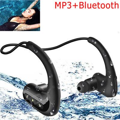 Wasserdichter Musik Kopfhörer MP3 8GB für Unterwassersport-Schwimmen Headphone (Mp3 Wasserdicht)