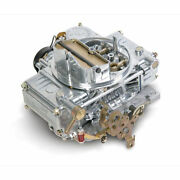 Holley 4 Barrel Carburetor