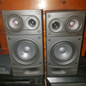 Sony SSH4700 Satellite Speakers