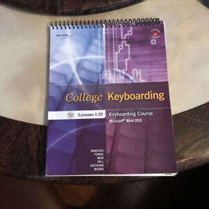 College Keyboarding Textbook 18th Edition