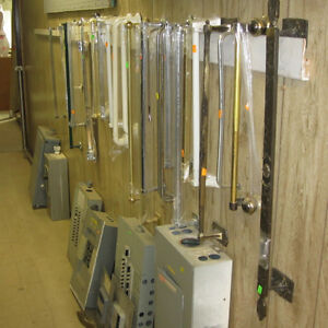 Assorted New and Used Grab and Towel Bars