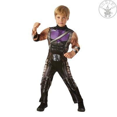 RUB 3630505 Kinder Jungen Kostüm Hawkeye Avengers Assemble Deluxe Marvel