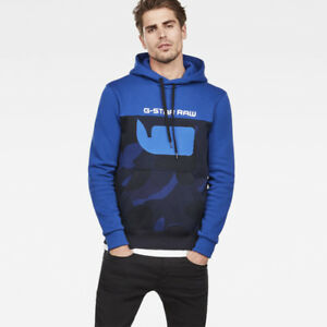 e1c8436bd22 G-STAR RAW MENS GRAPIC 20 CORE HOODED SWEAT