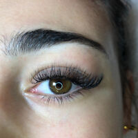 Holiday Lash Extensions