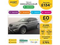 Land Rover Range Rover Evoque FROM £134 PER WEEK!