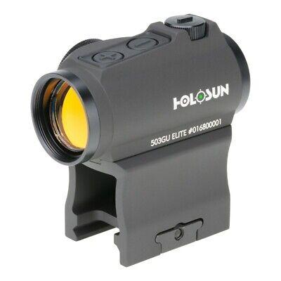 HOLOSUN HS503GU Green Dot Sight with 65 MOA Circle
