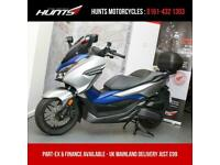 2019 '68 Honda NSS125 Forza ABS Scooter. Heated Grips, Top Box. £3.495