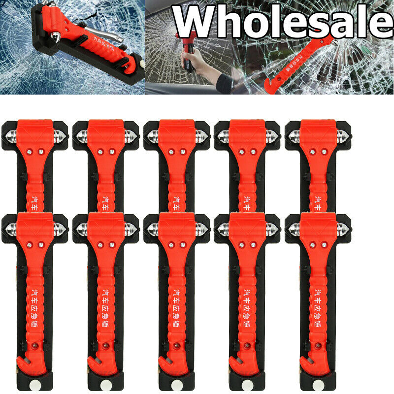 Phenomenal Details About Lot Auto Car Safety Hammer Escape Tool Emergency Seatbelt Cutter Window Breaker Ocoug Best Dining Table And Chair Ideas Images Ocougorg