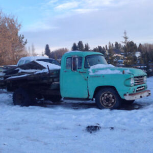 WANTED: Parts for 1958 Dodge D300