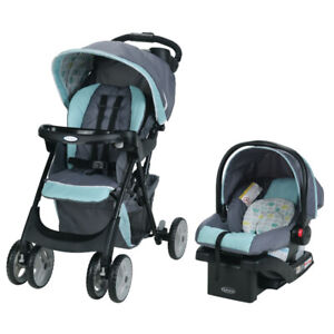 ***GRACO STROLLER + CAR SEAT (TRAVEL SYSTEM)*** LIKE NEW!!!