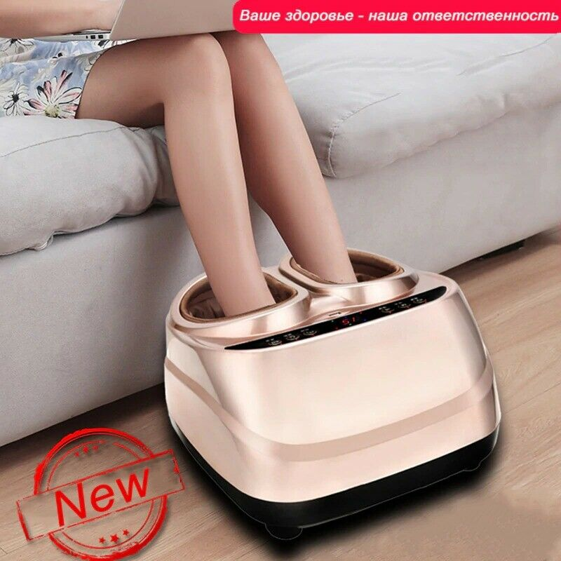 electric foot massager machine for health care