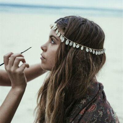 Real Sea Shell Chain Browband Hair 1920s Headpiece Headband Grecian Bridal](1920s Headpiece)