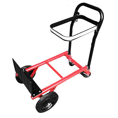 Sack Truck Trolley Heavy Duty Multi Purpose Industrial Folding Hand Cart 80kg