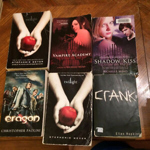 Various Young Adult Fiction Prince George British Columbia image 2
