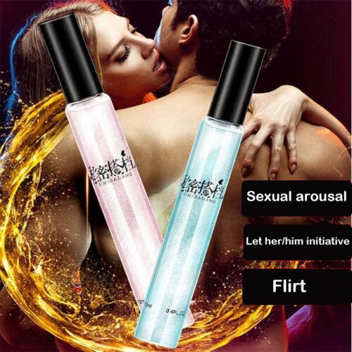 3ml Pheromone Sex Perfume for Men Women Sex Attraction Dating Body Spray**