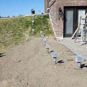 GOLIATHTECH SCREW PILE SYSTEM-CENTRAL ONTARIO
