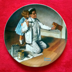 """""""Painter"""" Collector Plate"""