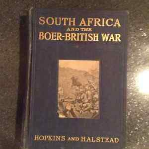 South Africa and the Boer-British War Volume 1