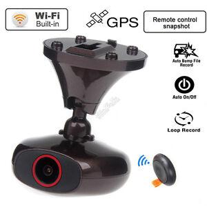 Ddpai M6 Plus HD1440P WIFI Car Dashcam Video Record DVR GPS Camera For Galaxy s6