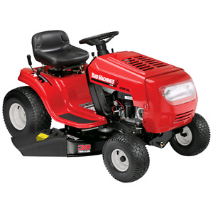 Riding mower and small engines