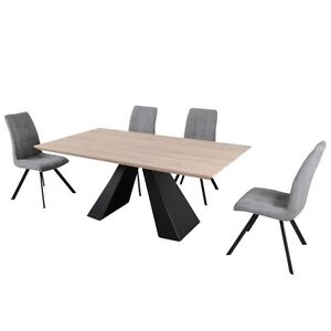 ★LORD SELKIRK FURNITURE-BAXTER DINING TABLE & 6 TOBY CH★$999.00