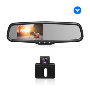 Car Backup Camera - Rearview Mirror Monitor *** Brand New ***