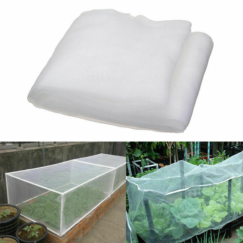 Garden Mosquito Net Plant Protect Bug Insect Bird Hunting Ba