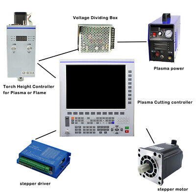 Szgh-z4 Factory Direct Supply Usb Kit Flameplasma Cnc Controll