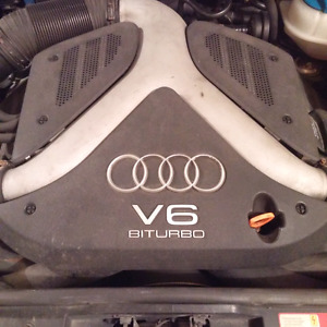 2004 Audi A6 Quattro Awd Turbo charged 2.7L