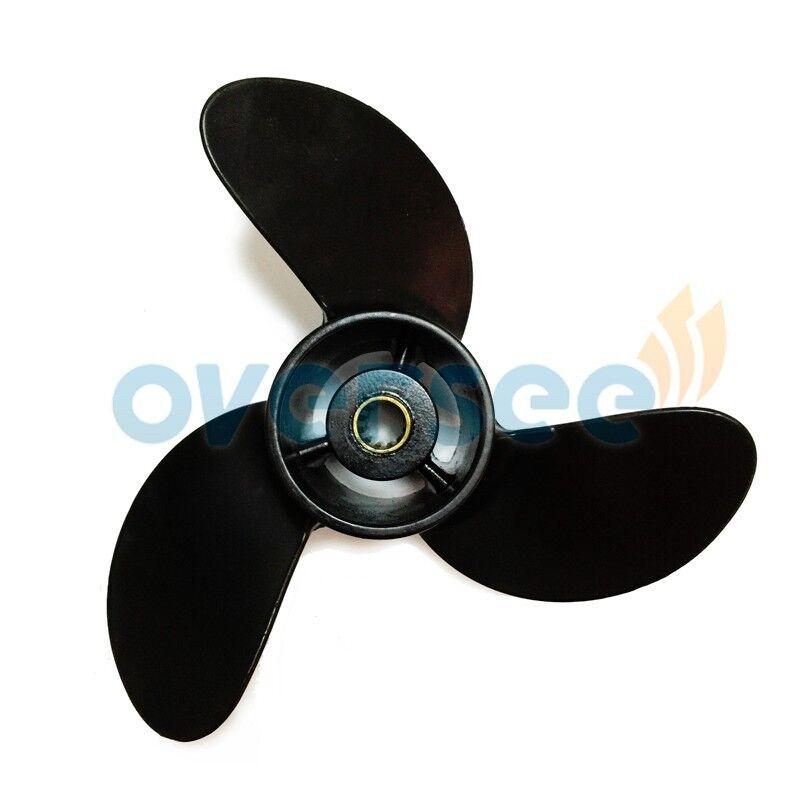 3r1w64516 0 aluminum propeller for tohatsu mercury for Mercury boat motor props