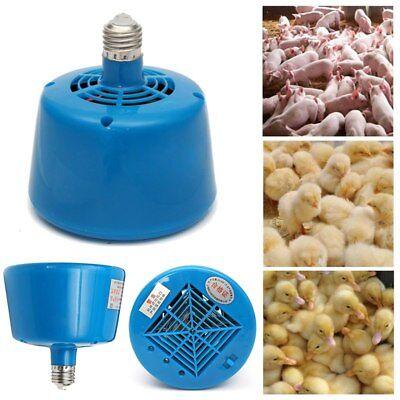 Lámpara de Calor Termo Ventilador 3 Potencias 100, 200 y 300W Nacedoras...