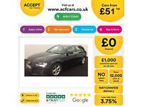 Audi A4 Avant 2.0TDIe ( 136ps ) 2013MY SE FROM £51 PER WEEK!