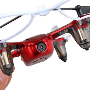 NEW Syma X11C RC Quadcopter Drone in RED with 2MP Camera