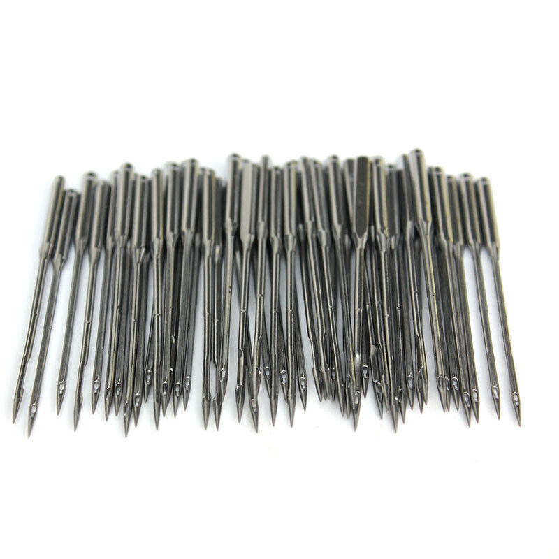 50X ASSORTED HOME SEWING MACHINE NEEDLES CRAFT FOR BROTHER J