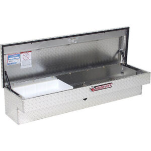 Weather Guard Lo-side truck toolbox