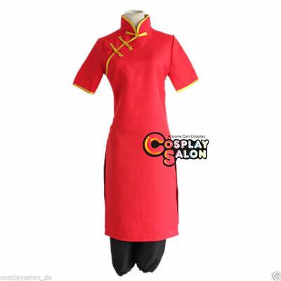 Anime Cosplay Kleidung for Gintama Rote Manga Kleid Kostüm Halloween Costume ()