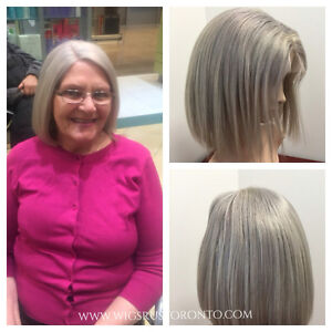 BEAUTIFUL WIGS FOR CANCER PATIENTS