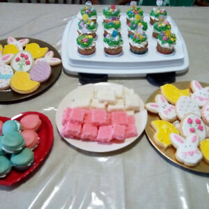 Cakes,  Cupcakes, Macaroons and Cookies