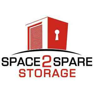 All Storage Unit Sizes On Sale Now At Space2Spare Storage