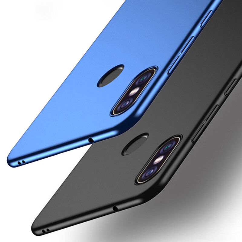 cheaper 7f27d 10eed Details about For Xiaomi Mi A2 Lite Note 5 Pro Shockproof Full Cover Slim  Matte Hard Back Case