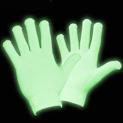 ves, Glow Gloves, Rave Gloves, Party Gloves (Glow In The Dark Party)