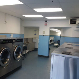 Established Coin Laundromat for Sale South of Yorkdale