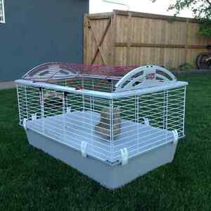 Rabbit or Small Animal Cage/Carrier Strathcona County Edmonton Area image 3
