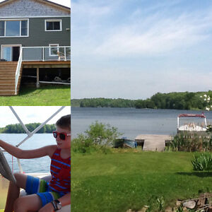 Cottage is able to accomodate that large family get together !