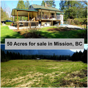 Farm for sale in Mission, BC
