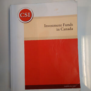 CSIs IFIC Mutual Funds Course Textbook and Practice Exams