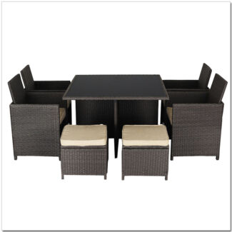 wicker outdoor setting outdoor dining furniture gumtree australia