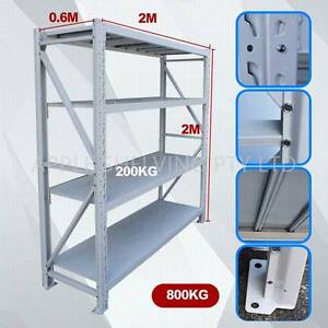 High Quality Garage Warehouse Racking LongSpan Shelving Nerang Gold Coast West Preview