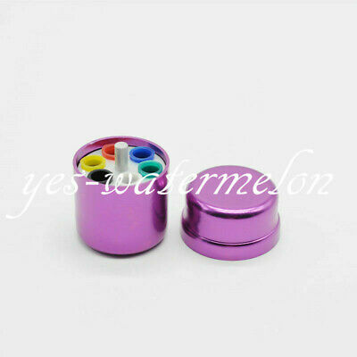 2dental Endodontic Organizer Container Paper Gutta Percha Aluminum Silicone Tube