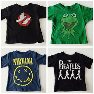 Toddler  Retro Graphic Tees